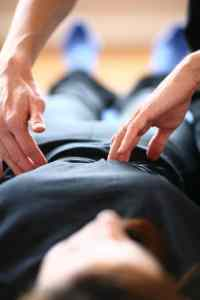 Shiatsu Massage in London