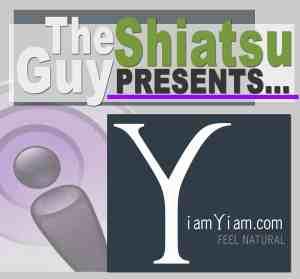 The Shiatsu Guy Presents podcast - episode 004 - iamyiam.com