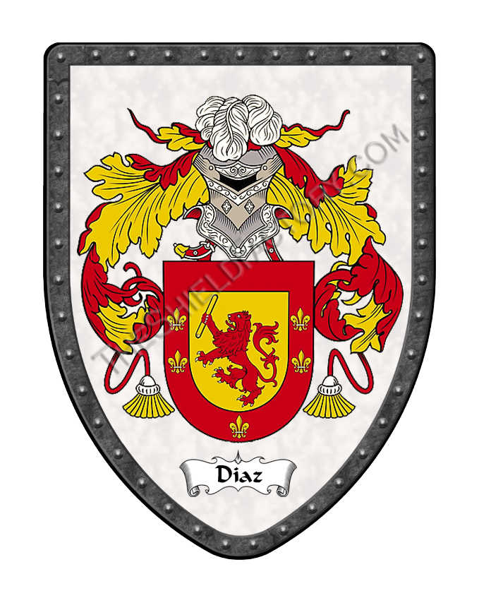 Coat Arms Shield Meanings Reilly