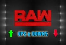 RAW Ups&Downs