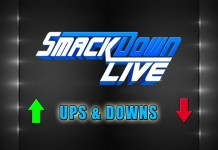 SmackDown Ups&Downs 17-09-2019 - Ups&Downs