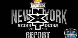 Report NXT TakeOver: New York