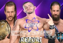 Report EVOLVE 131 - 10th Anniversary Celebration