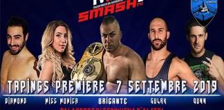 IWA SMASH TV - Italian Wrestling Association