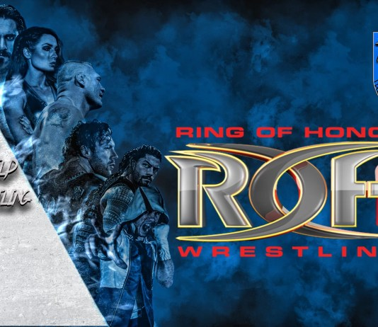 ROH World Championship - Death Before Dishonor