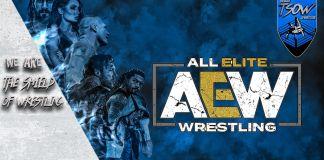 ex wrestler AEW - AEW