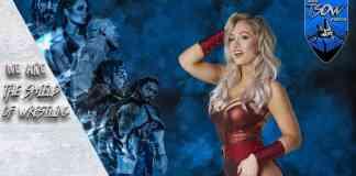 Scarlett Bordeaux in WWE