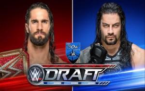 Seth Rollins vs Roman Reigns