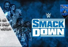 SmackDown 25-10-19 Risultati