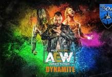AEW Dynamite Risultati 20-11-2019