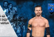 Adam Cole a WrestleMania