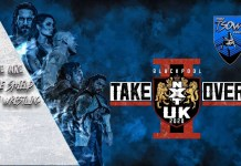 Annunciati due match titolati - NXT UK TakeOver: Blackpool II