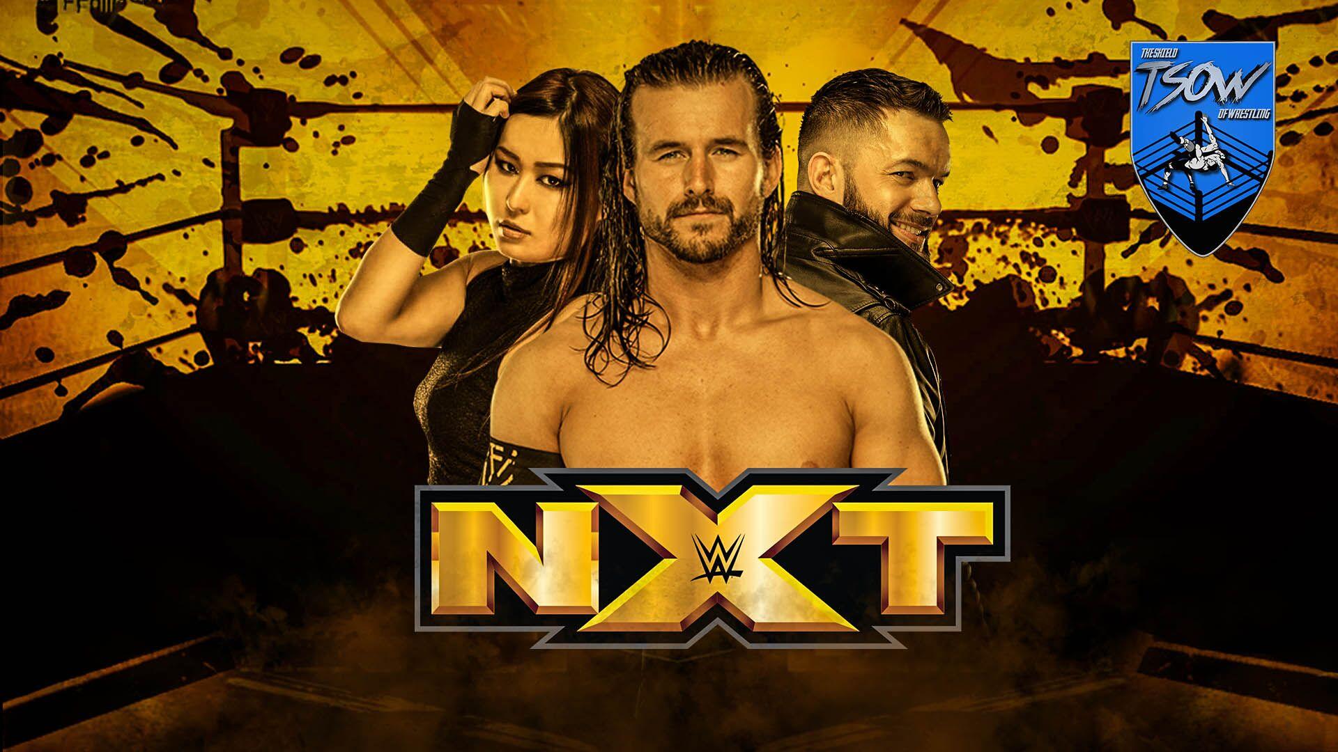 NXT Risultati 06-11-2019