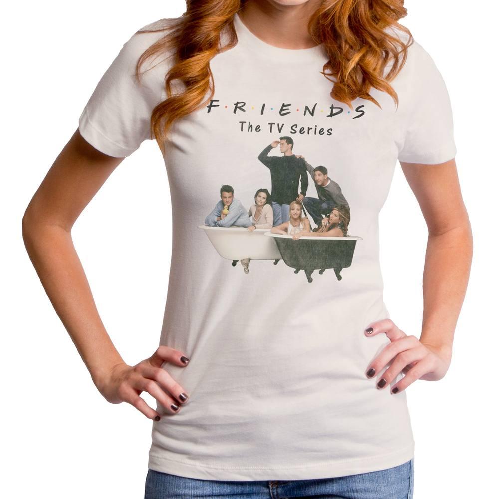 Friends Bathtub Party T Shirt The Shirt List