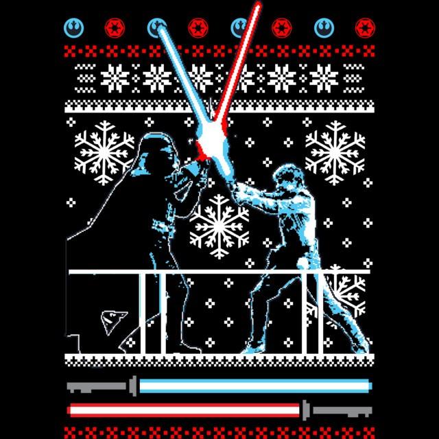 Resultado de imagem para star wars christmas