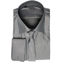 Buy Lanutta Shirt and Tie Set | Wedding shirt and Tie Sets ...