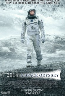 The Shiznit's honest poster for Oscar nominee Interstellar