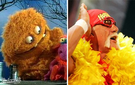 50 Muppets and their reallife acting counterparts  Movie