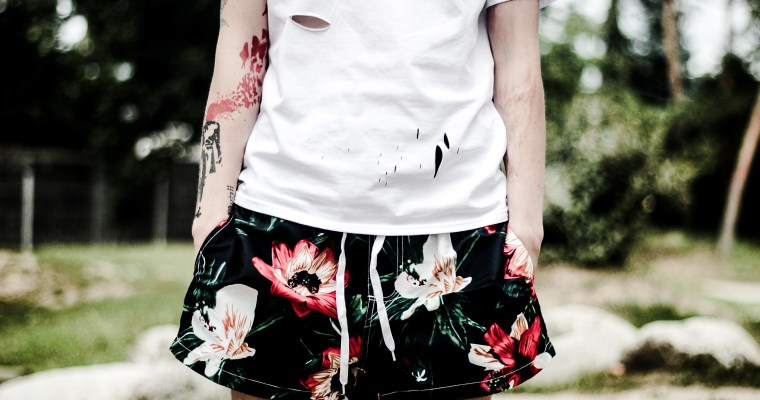 [outfit] boardshorts for the summer
