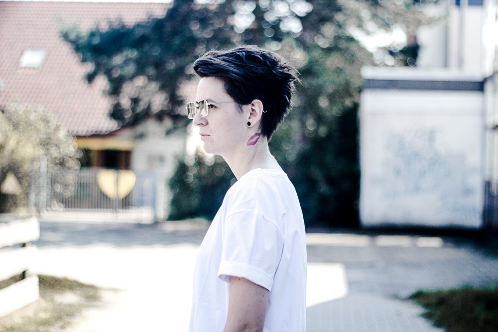 androgynous summer style