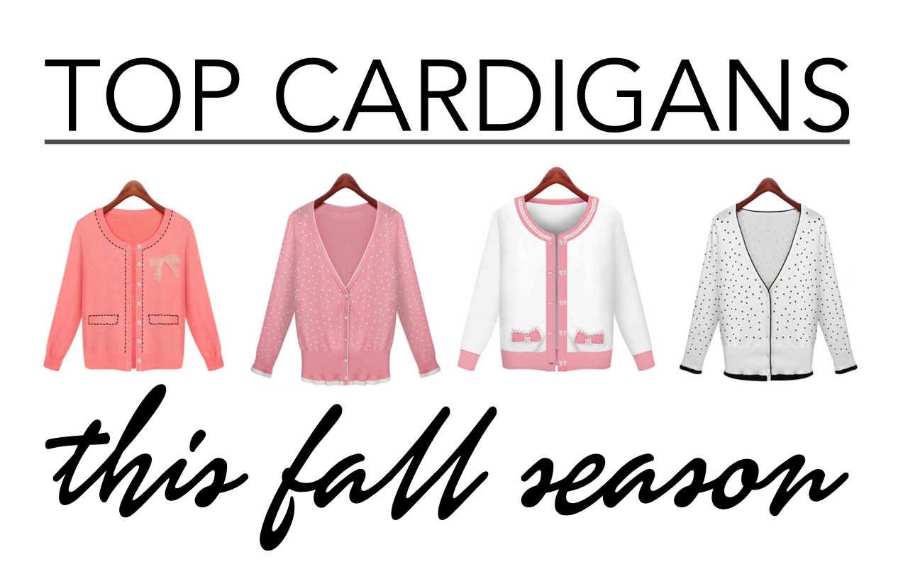 top-cardigans-this-fall-season