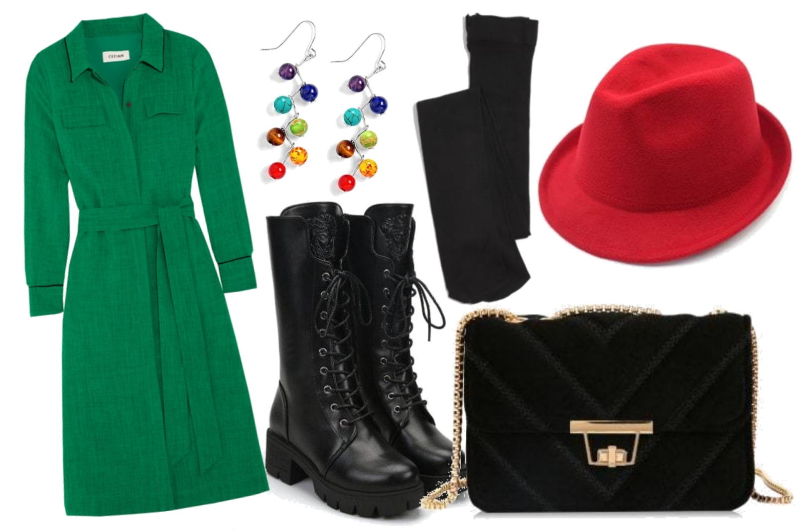womenswear holiday outfit inspo & rosegal christmas sales