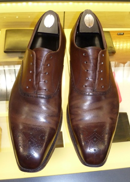 What Polish Should I Use On Brown Shoes