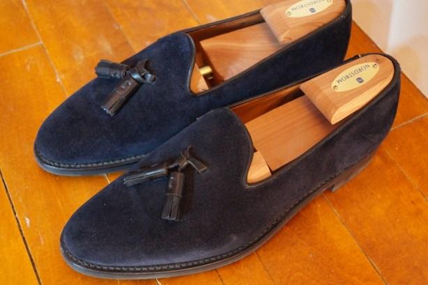 """J.FitzPatrick Ravenna Model -- Found under """"Footwear"""" underneath header of blog"""