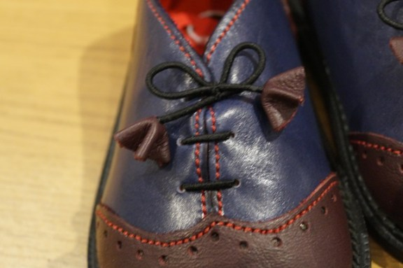 The Little Shoemaker wingtip brogues 4