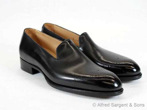 Alfred Sargent Whole Cut Loafers