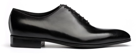 JM Weston Whole cut oxford