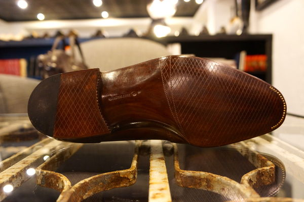 bespoke sole adelaide brogue Yuki Shirahama