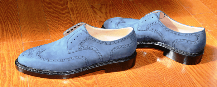 Norwegian Stitch & Koronya Bespoke Shoes
