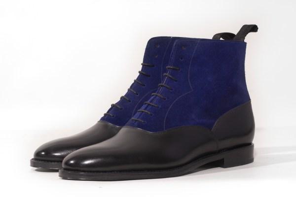 J.FitzPatrick Wedgwood Balmoral Boot