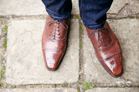 JFitzpatrick Windermere Brogue