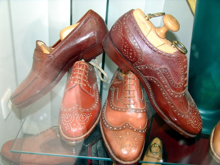George Materna Shoes