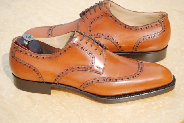 The U-Cap Brogue