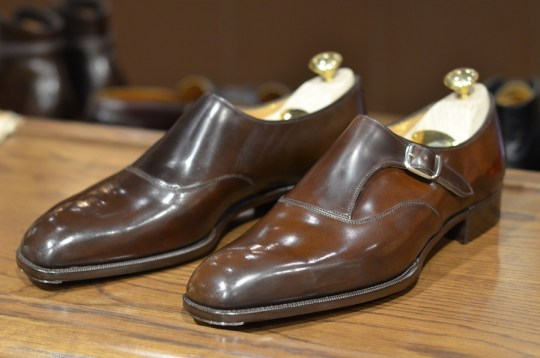 Edward Green Oundle MTO for Leather Soul in Cordovan