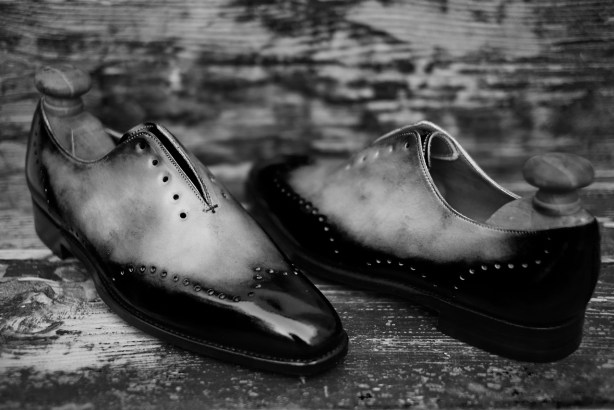 Dandy Shoe Care Patina J.FitzPatrick Tony II