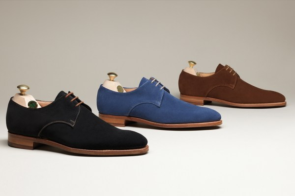 Crockett & Jones - Spring Summer 2014 - SS13 and SS14 Newquays 1 Low Res