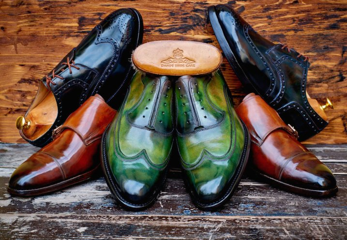 Dandy Shoe Care Patina's in the house!