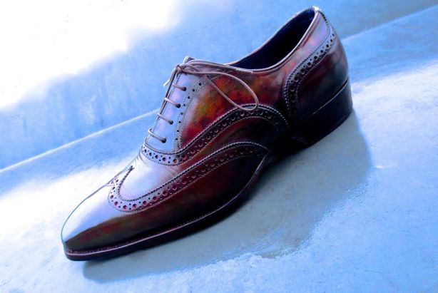 landry lacour full brogue