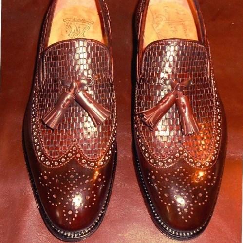 Ivan Crivellaro shoes patina(1)