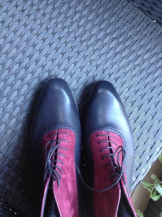 Carmina balmoral boot