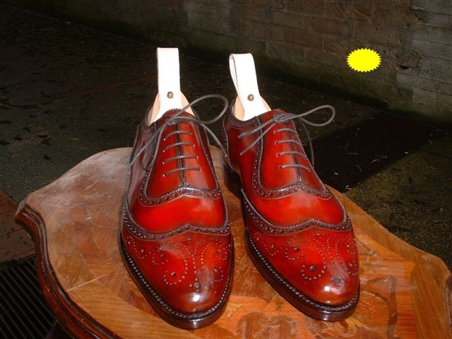 Antonio Meccariello Shoes