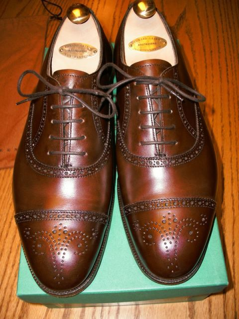 Edward Green Brogues
