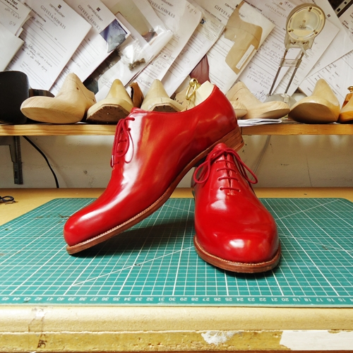 Carreducker Bespoke Shoes