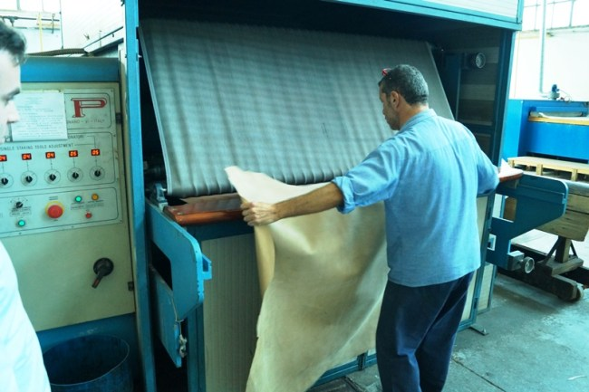 Ilcea Leather Tannery