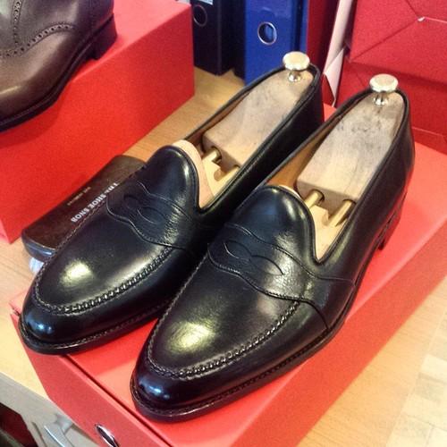 J.FitzPatrick penny loafer