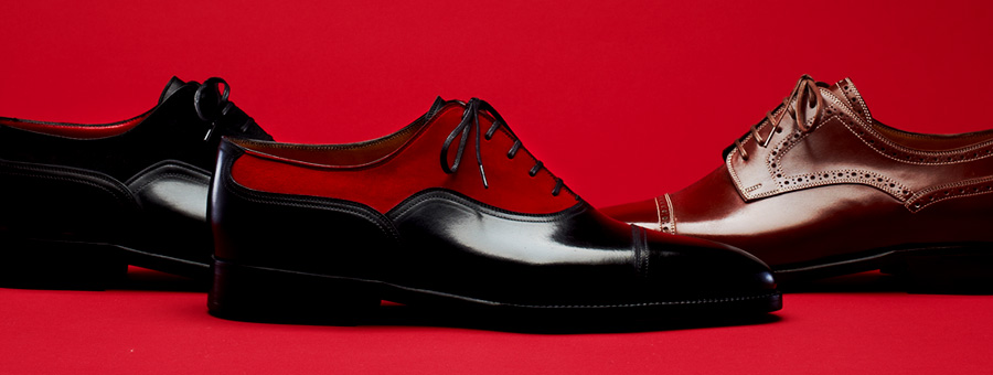 Stefano Bemer Shoes, which also have nothing to do with the post...just nice to look at!
